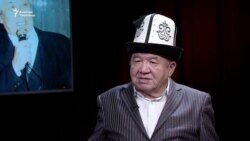Шайлообек Дүйшеев: Тилдин күчүн «Агындыны» жазганда сездим