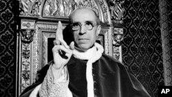 Папа Рымскі Пій XII