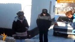 Жительница Шымкента жалуется на бытовое насилие