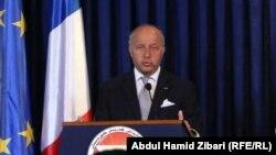 Ministri i Jashtëm francez, Laurent Fabius