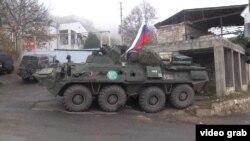Ռուսաստանցի խաղաղապահները Լեռնային Ղարաբաղում