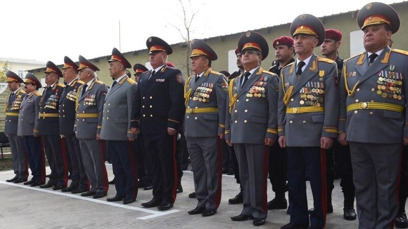 У Таджикистані через зайву вагу звільнили 10 міліціонерів