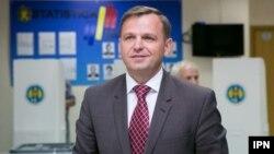 Mayor-elect Andrei Nastase