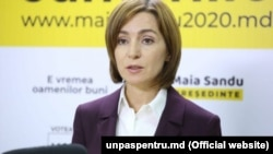 "Maia Sandu ""is the most competent leader that the Republic of Moldova has had since its declaration of independence,"" one analyst says."
