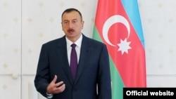 Ильхам Алиев на заседании Кабмина Азербайджана, Баку