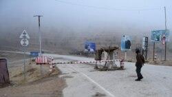 Owganystan: Çaknyşyklarda Meýmenä barýan tok kesildi