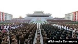 پیونگ یانگ پایتخت کوریایی شمالی