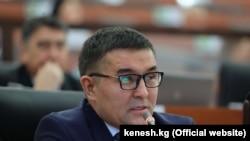 Сагындык Келдибаев.