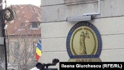 Sediul DNA din București.