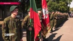 Литва готовит партизан, в Харькове продают детей. Настоящее Время 23 ноября