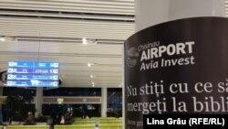 Aeroportul Chișinău.