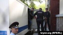 Ахтем Чийгоз. Сімферополь, 15 травня 2015 року