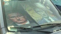Портрети Путіна на хресній ході УПЦ (МП)