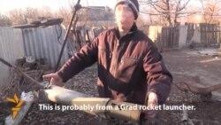 The Village On The Ukrainian Front Line