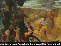Жніво. 1937