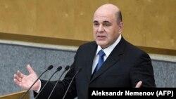 Ռուսաստանի նորանշանակ վարչապետ Միխայիլ Միշուստին, 16-ը հունվարի, 2019թ.