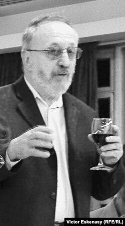 Leon Volovici la o conferință la Ierusalim în 2006