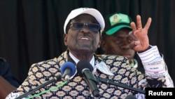 Zimbabve prezidenti Robert Muqabe