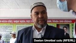 Жалалиддин Нурбаев.