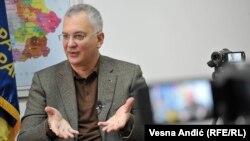 Dragan Šutanovac u Intervjuu nedelje RSE