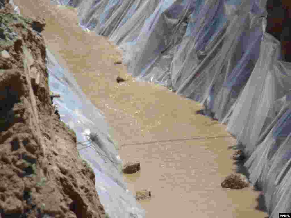 Разрушительное наводнение в Шаныраке #16