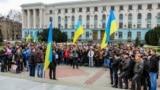 Площа Леніна в Сімферополі