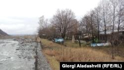 მდინარე ლაგოდეხის ხევი