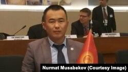 Нурмат Мусабеков