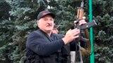 Аляксандар Лукашэнка. 23 жніўня 2020 году.