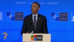 Obama Says NATO Will Provide Security Assistance To Ukraine
