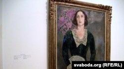 Картина художника Марка Шагала, выставленная в музее Амстердама. Иллюстративное фото.
