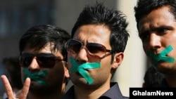 معترضان نتیجه انتخابات ایران، در روزهای اخیر راهپیماییهای گسترده و میلیونی انجام دادند.