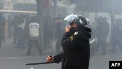 Протестите во Тунис