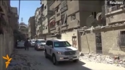 Eksperti UN-a u inspekciji u Siriji