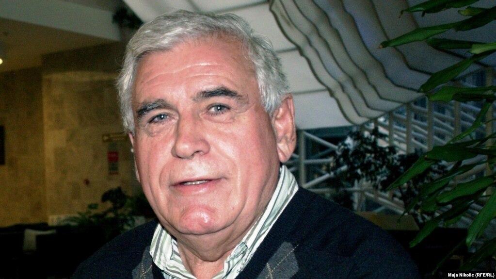 Azem Vllasi in 2013