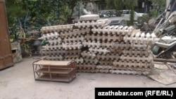 Батареи для централизованного отопления, Ашхабад