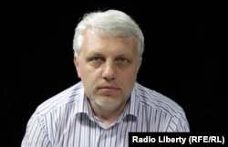 Pavel Sheremet (file photo)