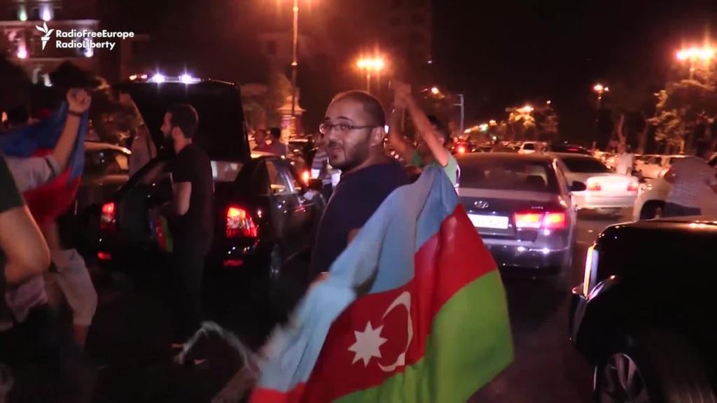 Baku Celebrates As Qarabag Qualifies For Champions League