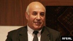 Afghan Attorney General Mohammad Ishaq Aloko (file photo)