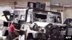 Справляться собственными силами с повстанцами у иракской армии пока получается не очень хорошо