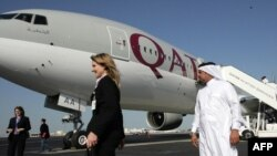 "Qatar Airways has announced a ""150 percent"" increase in flights to Iran"