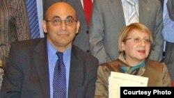 Arif və Leyla Yunuslar.