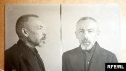 Фото отця Петра Вергуна підшите до його особової справи