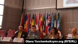 Конференція ОБСЄ «Свобода ЗМІ в умовах нестабільності», Австрія, Відень. 20 червня 2017 року. Ілюстративне фото