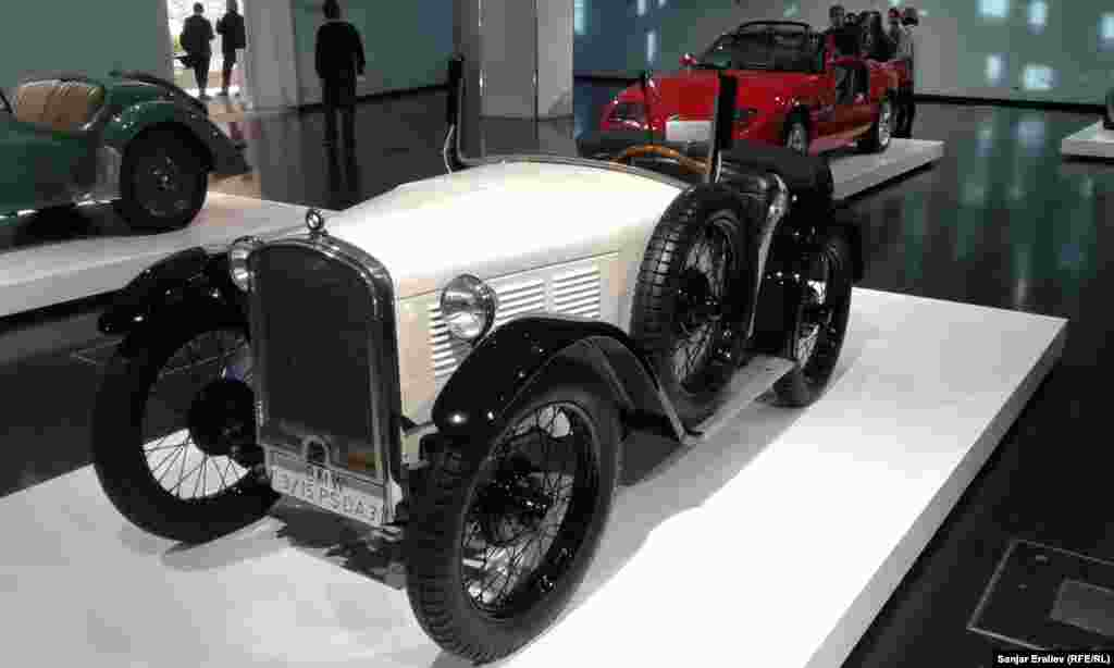 BMW 3\15 PS. 1930року випуску