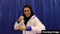 الهه منصوریان صاحب مدال طلا شد