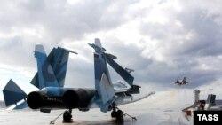 Російські винищувачі МиГ-29К