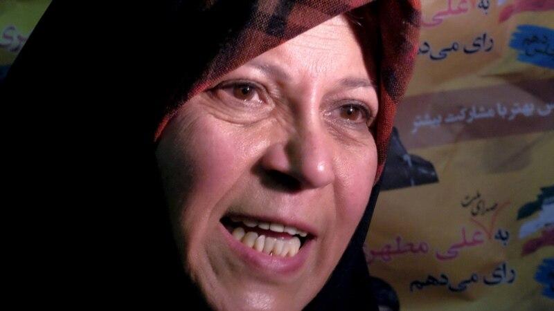 فائزه هاشمی: به ما اعلام شده در بدن پدرم ۱۰ برابر حد مجاز رادیواکتیو وجود داشتهاست