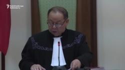 Kyrgyz Supreme Court Reviews 'Politically Motivated' Conviction