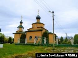 Храм святителя Николая, где служит протоиерей Иоанн